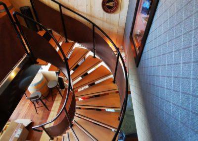 Escalier Bar 2 - Escaliers