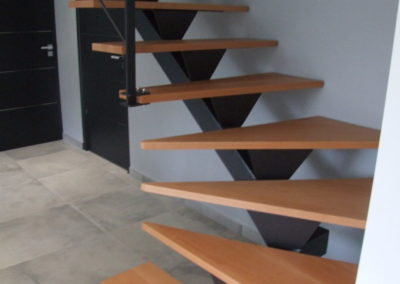 Escalier Quart tournant 2 - Escaliers