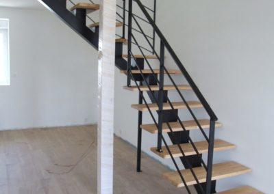 escalier jumeaux separes lesneven 2 - Escaliers