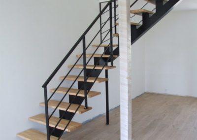 escalier jumeaux separes lesneven 3 - Escaliers